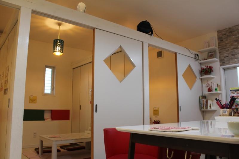 カフェレストラン スカーレット 内観写真です